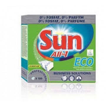 SUN All in 1 Eco Tabletės, 100vnt