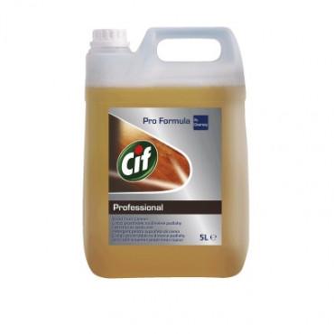 Medinių grindų plovimo priemonė Cif Professional, 5l