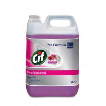 Universali paviršių valymo priemonė Cif Professional Oxygel WildOrchid, 5l