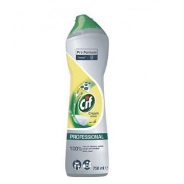 Paviršių valymo priemonė Cif Professional Lemon, 0,75l