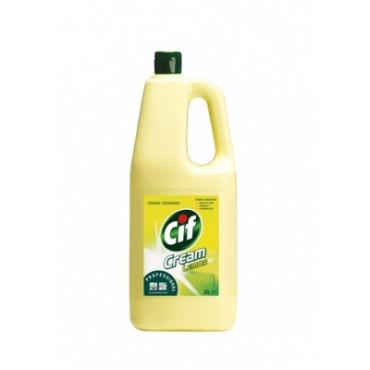 Paviršių valymo priemonė Cif Lemon, 2l