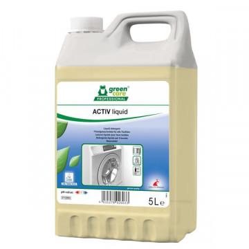 Ekologiška skalbimo priemonė Activ Liquid, 5l