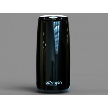 Oro gaiviklių dozatorius Oxygen Viva! E, juodas