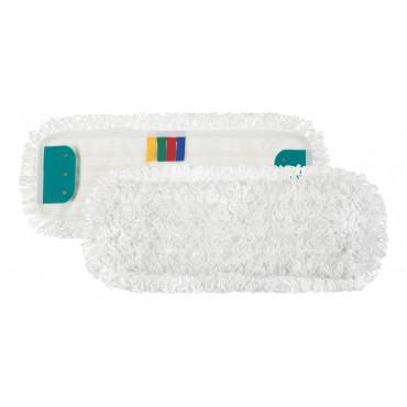 Šluostė grindims Wet System, mikropluošto, balta, 40x13cm