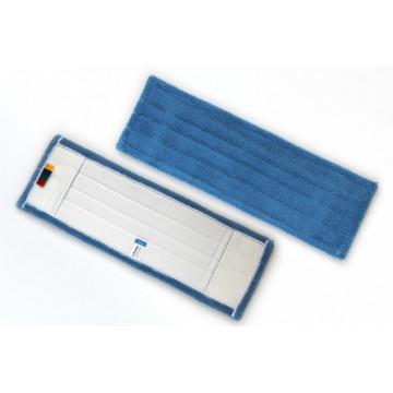 Šluostė grindims su kišenėmis M-Microfiber, mikropluošto, 50x16cm