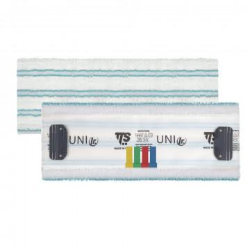 Šluostė grindims su fiksatoriais Uni Junior, mikropluošto, 35 cm