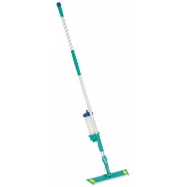 BIO įrankis grindų plovimui su tirpalo paskirstymu Velcro, 40cm