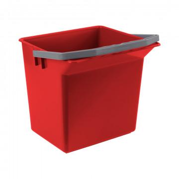 Kibiras, raudonas, 6l