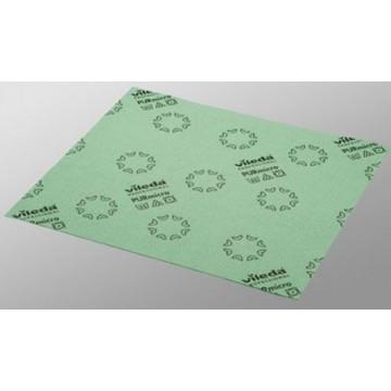 Mikropluošto šluostė Vileda PURmicro, žalia