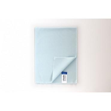 Mikropluošto šluostė stiklui, M-Microfiber Premium, melsva, 5vnt