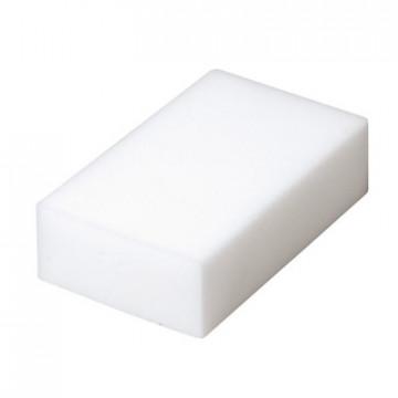 Melamino kempinė Vileda Miraclean, balta, 10x3x6cm