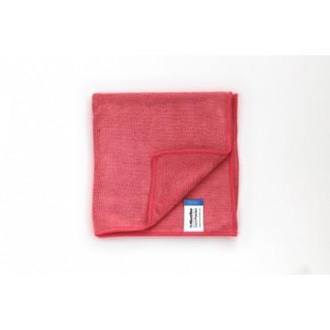 Mikropluošto šluostė M-Microfiber Premium, raudona, 5vnt
