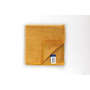 Mikropluošto šluostė M-Microfiber Premium, geltona, 5vnt