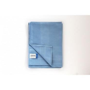 Mikropluošto rankšluostis virtuvei M-Microfiber, mėlynas, 2vnt