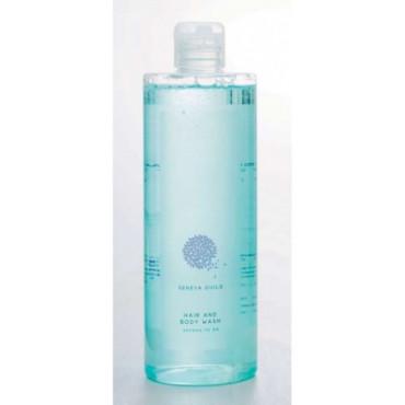 Šampūnas kūnui ir plaukams Geneva Guild, 380ml