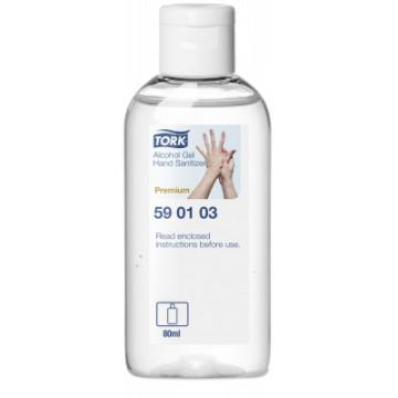 Rankų dezinfekantas Tork Premium Alcohol Gel Hand Sanitiser, 80ml