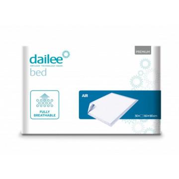 Paklotai Dailee Premium air, 60x90, 30 vnt pakuotė