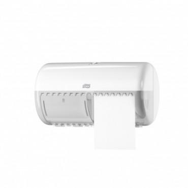 Laikiklis tualet.popieriui Tork Dispenser T4 White