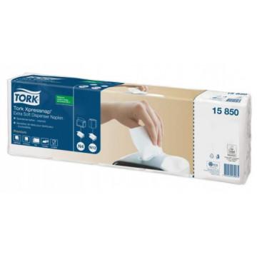 Stalo servetėlės dozatoriams Tork Premium Interfold  N4, 21,6x16,5cm, 2sl.