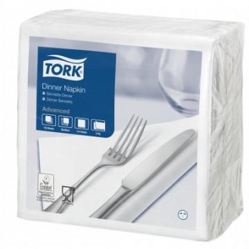 Stalo servetėlės Tork Advanced , 39x39 cm, 2sl.