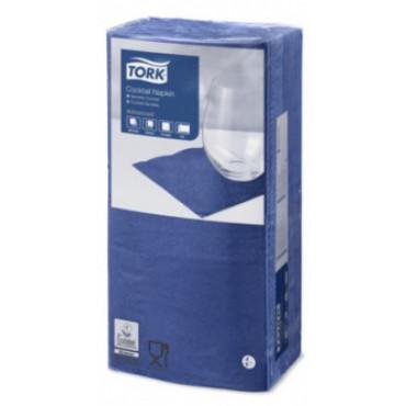 Stalo servetėlės Tork Advanced, 24x24 cm, tamsiai mėlynos, 2 sl.