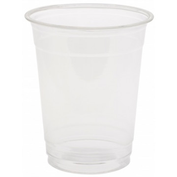 Duni Vienkartinės Ecoecho™ stiklinės (tinkamas 188009/177996/177997/188010), rPET, 360 ml, max +70°C, 60 vnt.