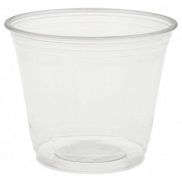 Duni Vienkartinės Ecoecho™ stiklinės (tinkamas 188009/177996/177997/188010), rPET, 270 ml, max +70°C, 60 vnt.