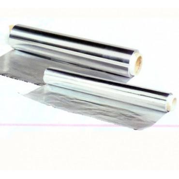 Aliuminio folija 45cmX150m, 18 mk
