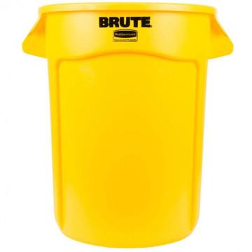 Konteineris Brute, geltonas, 75,7l