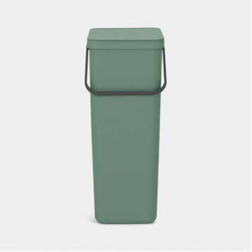 Šiukšlių dėžė Brabantia Sort&Go, žalia, 40l