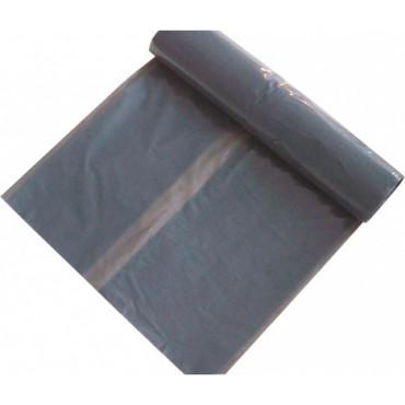 Šiukšlių maišai, juodi, 120l, 35mk, 10vnt.