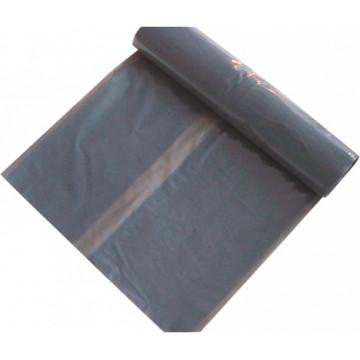 Šiukšlių maišai, juodi, 240l, 40mk, 5vnt..