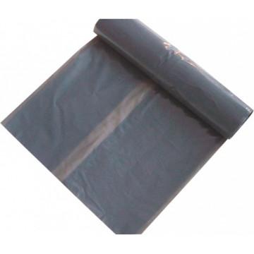 Šiukšlių maišai, juodi, 80l, 30mk, 10vnt.