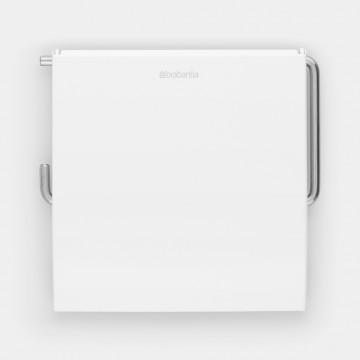 Tualetinio popieriaus laikiklis Brabantia Classic, baltas