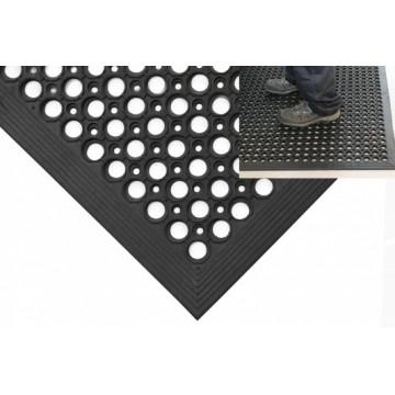 Guminis įėjimo kilimas, Ramp Mat, juodas, 0.9m x 1.5m (10mm)