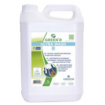 Skysta skalbimo priemonė Green'R Ultra Wash, 5l