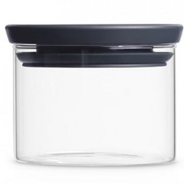 Stiklinis indelis su dangteliu Brabantia, 0,3l