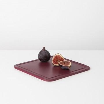 Pjaustymo lentelė (M) Brabantia, Aubergine Red