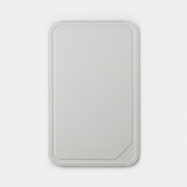Pjaustymo lentelė (L) Brabantia, Light Grey