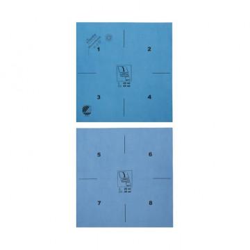 Mikropluošto šluostė Vileda MicronQuick, mėlyna