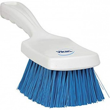Kietas rankinis šepetys Vikan, mėlynas, 25cm